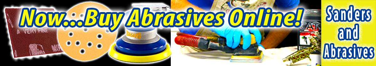 New Sandpaper Abrasives and Sanding Equipment